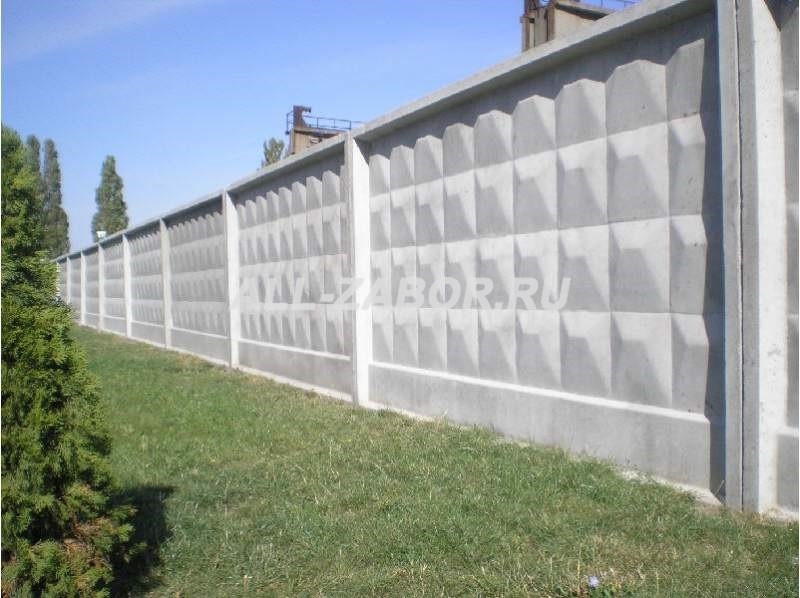 Купить ограждения из бетона рецепт бетона м150